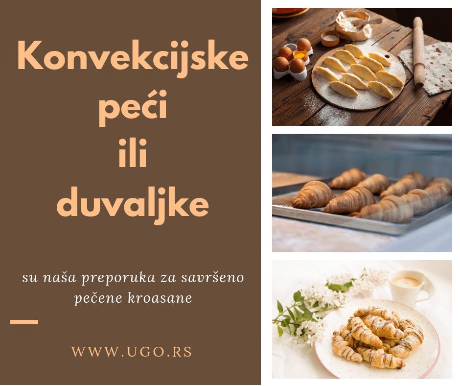 Kroasan – vladar pekare