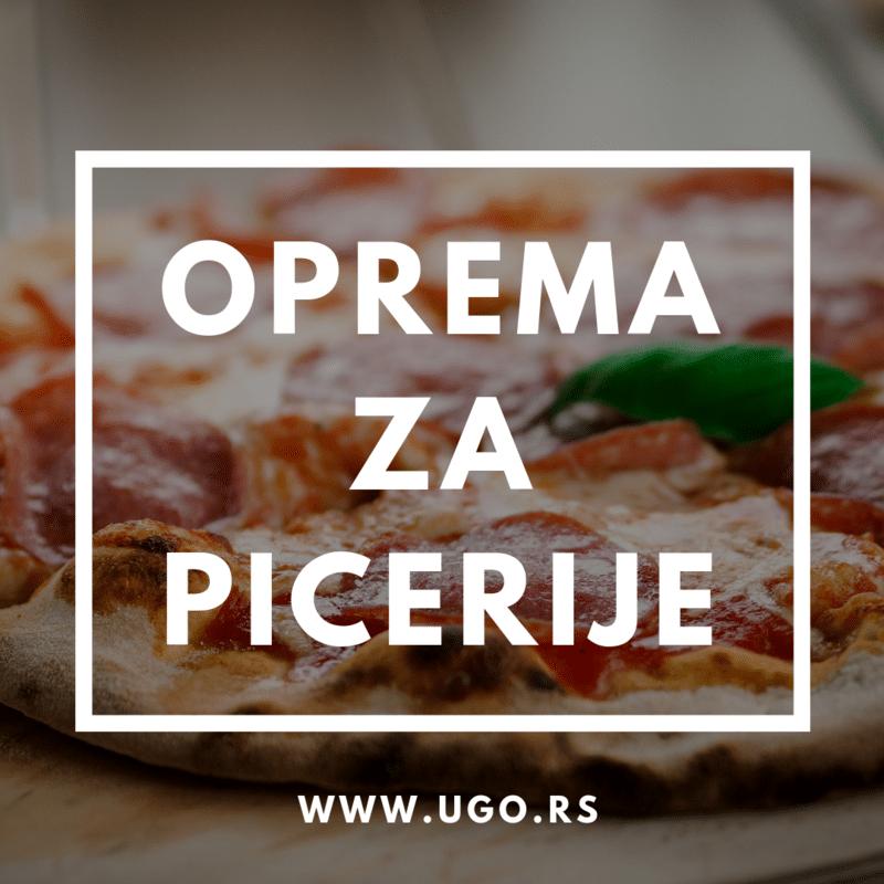 Opremite piceriju na jednom mestu